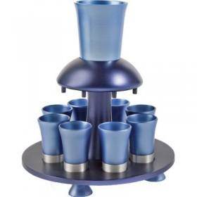 Fountain - Blue