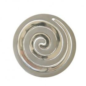 Aluminium Trivet - Two Pieces - Spiral