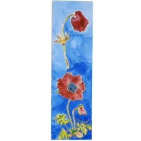 Bookmark - Flower
