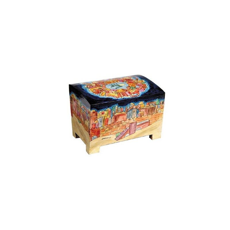Etrog Box - Jerusalem