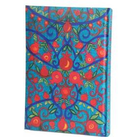 Hard Cover Notebook-Small-Pomegranates