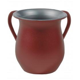 Netilat Yadayim Cup - Maroon