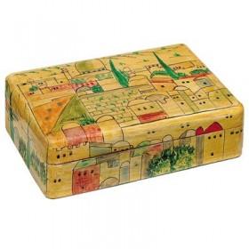 Large Jewelry Box - Jerusalem