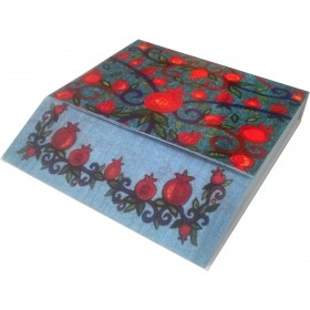 Memo Pad - Pomegranates