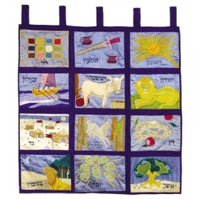 Wall Hanging - XL- 12 Tribes