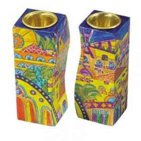 Fitted Candlesticks - Jerusalem Oriental