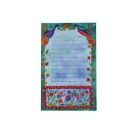 Notebook - Small + Magnet- Flowers