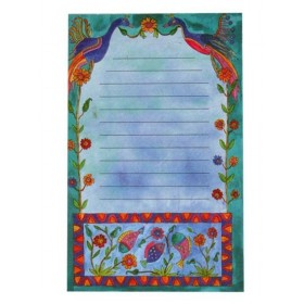 Notebook - Large + Magnet- Flowers