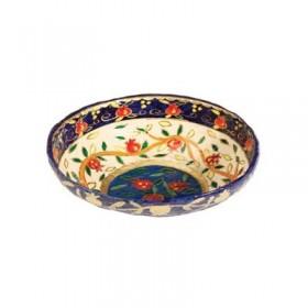 Paper Mache - Small Bowl- Jerusalem