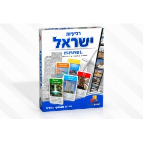 Card games on Israel the Holy Land
